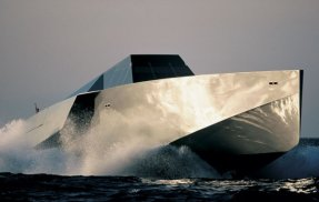 The Wallypower 118 Super Yacht